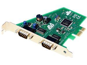 LAVA Computer DSERIAL-PCIE Two Serial PCI-E