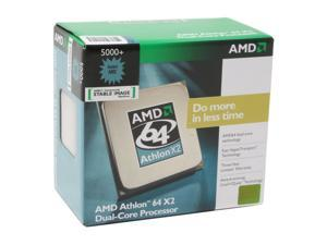 AMD Athlon 64 X2 5000+ 2.6GHz Socket AM2 Processor
