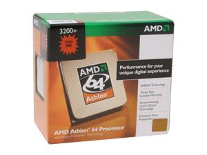 AMD Athlon 64 3200+ 2.0GHz Socket AM2 Processor