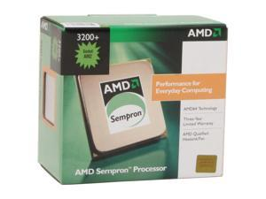 AMD Sempron 64 3200+ 1.8GHz Socket AM2 Processor