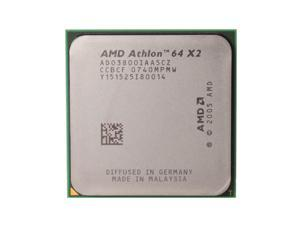 AMD Athlon 64 X2 3800+ 2.0GHz Socket AM2 Processor - OEM
