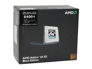 AMD Athlon 64 X2 6400+ 3.2GHz Socket AM2 Processor