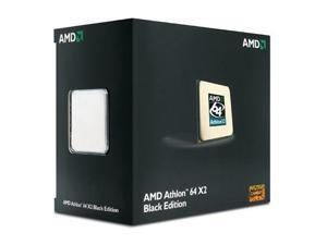 AMD Athlon 64 X2 5000+ 2.6GHz Socket AM2 Dual-Core Black Edition Processor