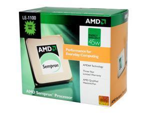 AMD Sempron LE-1100 1.9GHz Socket AM2 SDH1100DEBOX Processor
