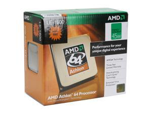 AMD Athlon 64 LE-1600 2.2GHz Socket AM2 Processor