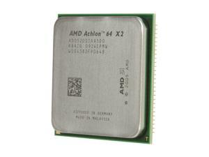 AMD Athlon 64 X2 5200+ 2.7GHz Socket AM2 Processor - OEM