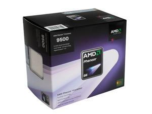 AMD Phenom 9500 2.2GHz Socket AM2+ 95W Quad-Core Processor