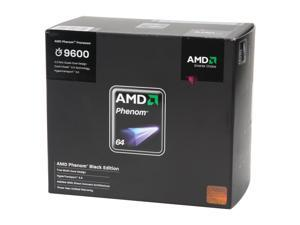 AMD Phenom 9600 2.3GHz Socket AM2+ 95W Quad-Core Processor