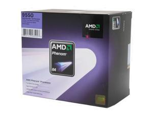 AMD Phenom 9550 2.2GHz Socket AM2+ 95W Quad-Core Processor
