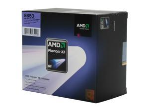 AMD Phenom 8650 2.3GHz Socket AM2+ HD8650WCGHBOX Processor