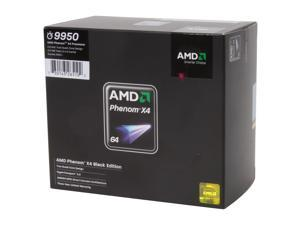 AMD Phenom 9950 X4 Black Edition 2.6GHz Socket AM2+ Processor