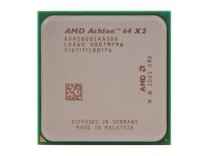 AMD Athlon 64 X2 5800+ 3.0 GHz Socket AM2 ADA5800IAA5DO Processor - OEM