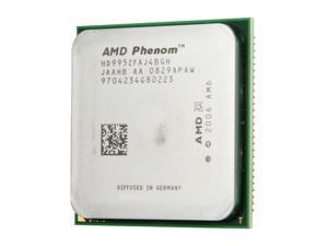AMD Phenom X4 9950 Black Edition 2.6GHz Socket AM2+ Processor - OEM
