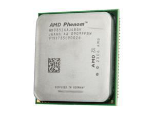 AMD Phenom 9850 Black Edition 2.5GHz Socket AM2+ HD985ZXAJ4BGH Desktop Processor