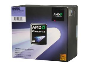AMD Phenom X4 9650 2.3GHz Socket AM2+ Processor