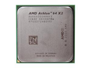 AMD Athlon 64 X2 6400+ 3.2GHz Socket AM2 ADX6400IAA6CZ Processor - OEM