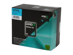 AMD Athlon 64 X2 5050e 2.6GHz Socket AM2 ADH5050DOBOX Processor