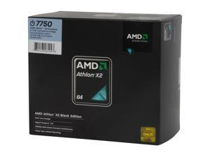 AMD Athlon 64 X2 7750 2.7GHz Socket AM2+ black edition Processor