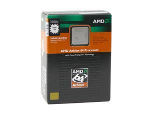 AMD Athlon 64 3700+ 2.4GHz Socket 754 Processor