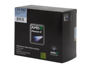 AMD Phenom II X4 940 Black Edition 3.0GHz Socket AM2+ Quad-Core Processor