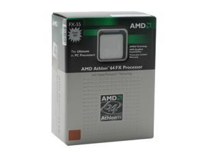AMD Athlon 64 FX-55 2.6GHz Socket 939 Processor