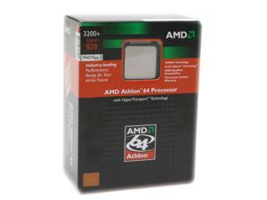 AMD Athlon 64 3200+ 2.0GHz Socket 939 ADA3200BPBOX Processor
