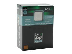 AMD Athlon 64 X2 4200+ 2.2GHz Socket 939 ADA4200BVBOX Processor