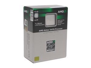 AMD Athlon 64 FX-60 2.6GHz Socket 939 Processor