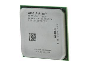 AMD Athlon X2 7550 2.5GHz Socket AM2+ Dual-Core Processor - OEM
