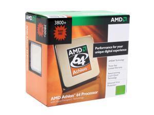 AMD Athlon 64 3800+ 2.4GHz Socket AM2 Processor