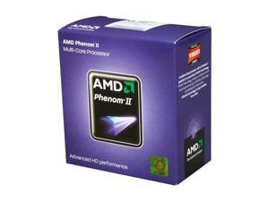 AMD Phenom II X3 710 2.6 GHz Socket AM3 HDX710WFGIBOX Processor