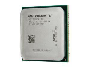 AMD Phenom II X3 720 Black Edition 2.8GHz Socket AM3 Processor - OEM