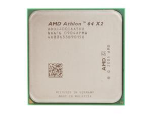 AMD Athlon 64 X2 4400+ 2.3GHz Socket AM2 Dual-Core Processor - OEM