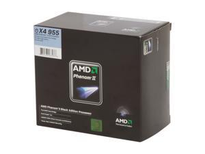 AMD Phenom II X4 955 Black Edition 3.2GHz Socket AM3 Processor