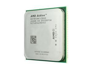 AMD Athlon X2 7850 Black Edition 2.8GHz Socket AM2+ AD785ZWCJ2BGH Desktop Processor