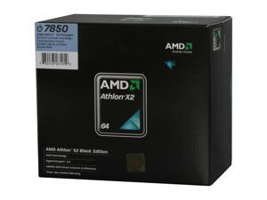 AMD Athlon X2 7850 Black Edition 2.8GHz Socket AM2+ Dual-Core Processor