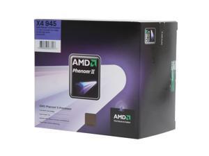 AMD Phenom II X4 945 3.0GHz Socket AM3 Processor