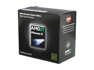 AMD Phenom II X4 965 Black Edition 3.4 GHz Socket AM3 HDZ965FBGMBOX Processor