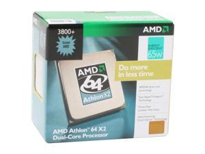 AMD Athlon 64 X2 3800+ 2.0GHz Socket AM2 ADO3800CUBOX Processor