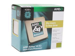 AMD Athlon 64 X2 4200+ 2.2GHz Socket AM2 Dual-Core Processor