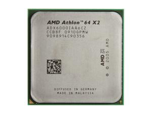 AMD Athlon 64 X2 6000+ 3.0GHz Socket AM2 Dual-Core Processor - OEM