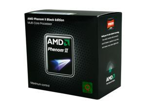 AMD Phenom II X6 1090T Black Edition 3.2GHz Socket AM3 HDT90ZFBGRBOX Desktop Processor