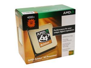 AMD Athlon 64 4000+ 2.6GHz Socket AM2 Single-Core Processor