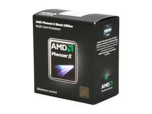 AMD Phenom II X2 560 Black Edition 3.3GHz Socket AM3 Desktop Processor