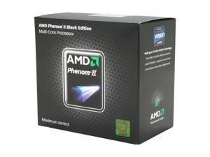 AMD Phenom II X4 970 Black Edition 3.5GHz Socket AM3 HDZ970FBGMBOX Desktop Processor