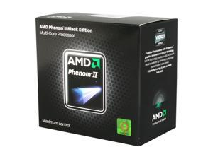 AMD Phenom II X6 1100T Black Edition 3.3GHz, 3.7GHz Turbo Socket AM3 Six-Core Desktop Processor