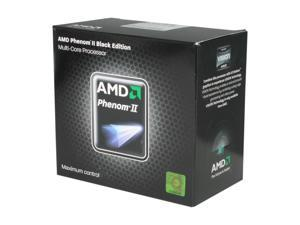 AMD Phenom II X4 975 Black Edition 3.6GHz Socket AM3 Desktop Processor