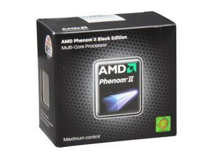 AMD Phenom II X4 980 Black Edition 3.7GHz Socket AM3 HDZ980FBGMBOX Desktop Processor