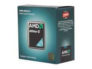 AMD Athlon II X3 460 3.4 GHz Socket AM3 ADX460WFGMBOX Desktop Processor
