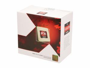AMD FX-6100 3.3GHz Socket AM3+ Desktop Processor
